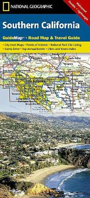 Southern California: State Guide Maps (Sheet map, folded)
