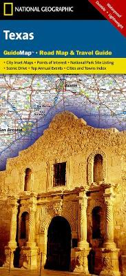 Texas: State Guide Maps (Sheet map, folded)