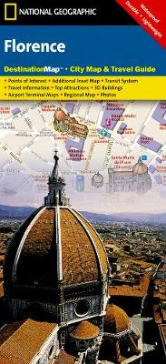Florence: Destination City Maps (Sheet map, folded)