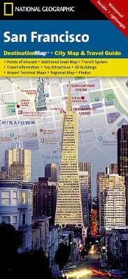San Francisco: Destination City Maps (Sheet map, folded)