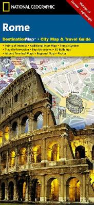 Rome: Destination City Maps (Sheet map, folded)