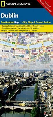 Dublin: Destination City Maps (Sheet map, folded)