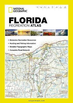 Florida: State Recreation Atlas (Paperback)