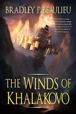 The Winds of Khalakovo: The First Volume of The Lays of Anuskaya - Lays of Anuskaya (Paperback)
