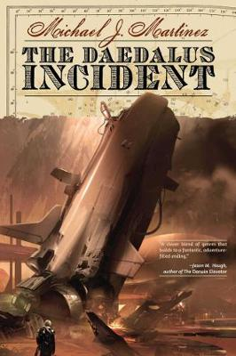 The Daedalus Incident: Book One of the Daedalus Series - Daedalus Series (Paperback)