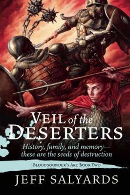 Veil of the Deserters - Bloodsounder's Arc 2 (Hardback)
