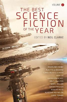 The Best Science Fiction of the Year: Volume Two (Paperback)