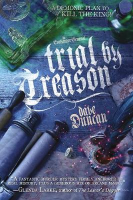 Trial by Treason: The Enchanter General, Book Two - The Enchanter General 2 (Hardback)