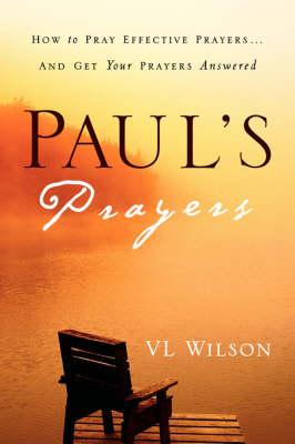 Paul's Prayers (Paperback)
