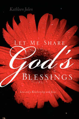 Let Me Share God's Blessings (Paperback)