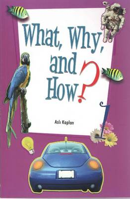 What, Why, and How 1 (Paperback)
