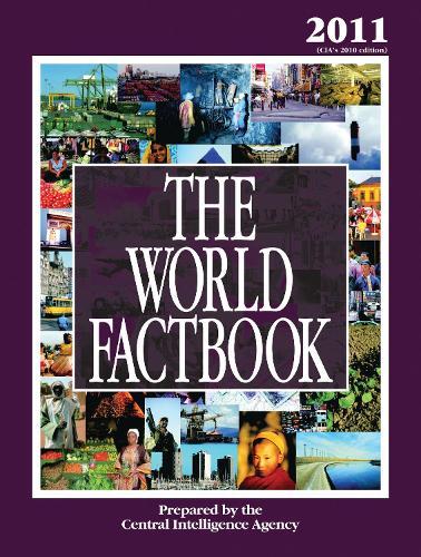 The World Factbook: 2011 Edition (CIA's 2010 Edition) (Hardback)