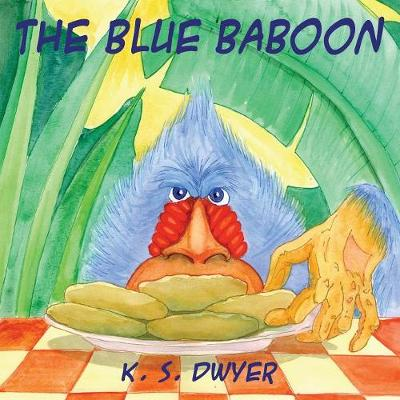 The Blue Baboon (Paperback)