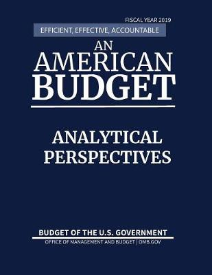 Analytical Perspectives, Budget of the United States, Fiscal Year 2019: Efficient, Effective, Accountable An American Budget - Budget of the United States (Paperback)