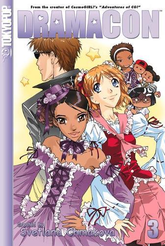 Dramacon Volume 3 Manga (Paperback)