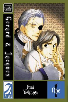Gerard and Jacques: (Yaoi) v. 1 (Paperback)