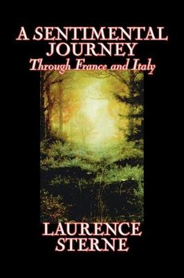A Sentimental Journey Through France and Italy (Paperback)
