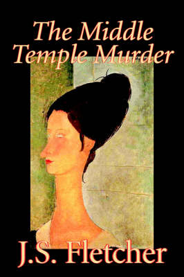 The Middle Temple Murder (Paperback)