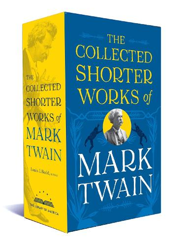 The Collected Shorter Works Of Mark Twain (Hardback)