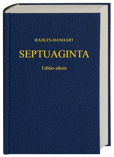Septuaginta (Hardback)