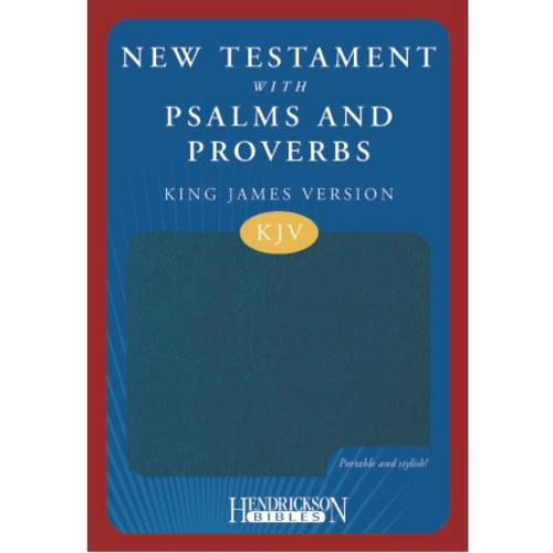 New Testament with Psalms and Proverbs: King James Version (Hardback)