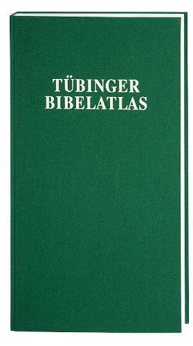 Tubinger Bibelatlas/Tubingen Bible Atlas (Hardback)