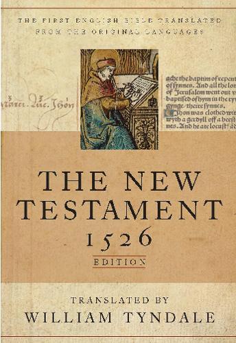Tyndale New Testament-OE-1526 (Leather / fine binding)
