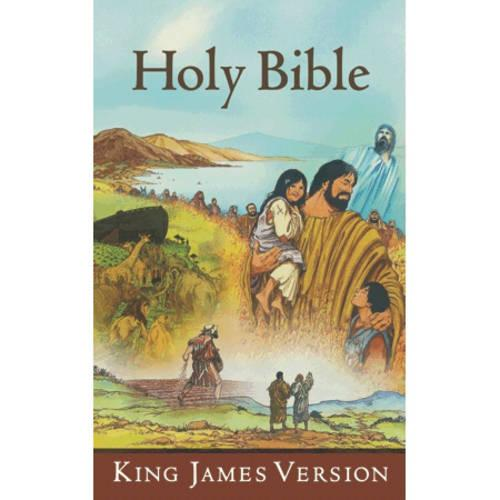 KJV Children's Holy Bible (Hardback)
