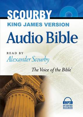 Scourby Bible-KJV (CD-Audio)