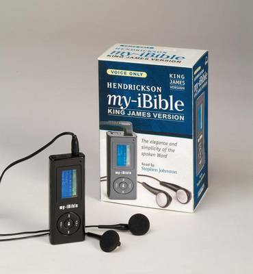 My-Ibible-KJV-Voice Only