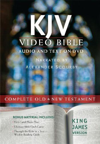 Video Bible-KJV (DVD video)