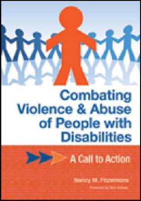 Combating Violence and Abuse of People with Disabilities (Paperback)