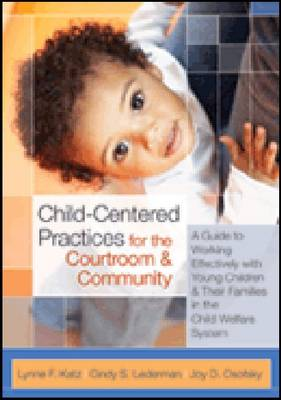 Child-Centered Practices for the Courtroom & Community: A Guide to Working Effectively with Young Children & Their Families in the Child Welfare System