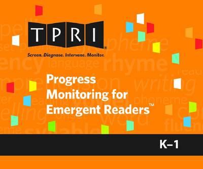 Progress Monitoring for Emergent Readers (PMER) Kit (Paperback)