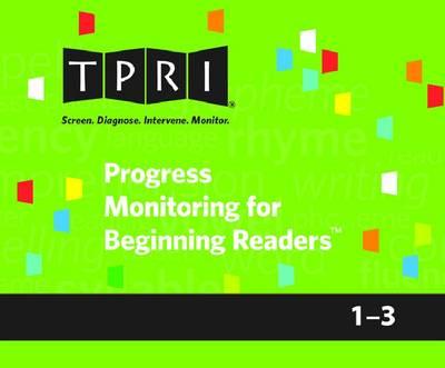 Progress Monitoring for Beginning Readers (PMBR) Kit (Paperback)