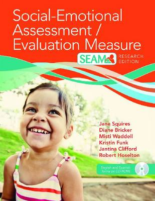 Social-Emotional Assessment/Evaluation Measure (SEAM (TM)) (Paperback)