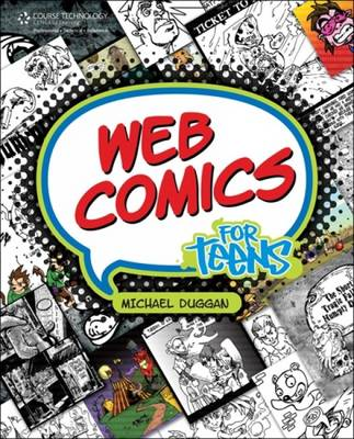 Web Comics for Teens (Paperback)