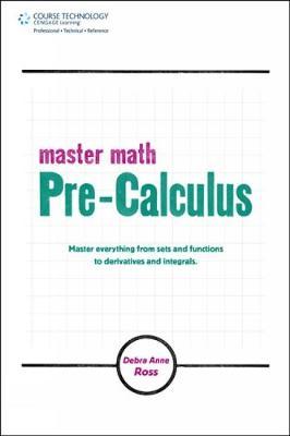 Master Math: Pre-Calculus (Paperback)