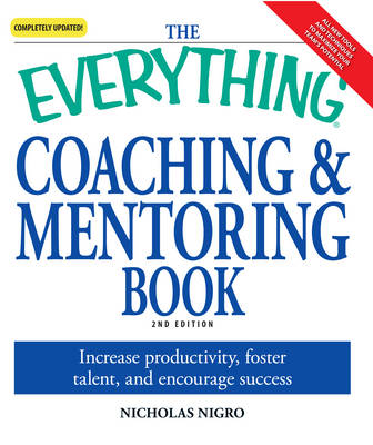 """The """"Everything"""" Coaching and Mentoring Book - Everything (Paperback)"""