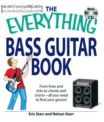 """The """"Everything"""" Bass Guitar Book - Everything (Paperback)"""