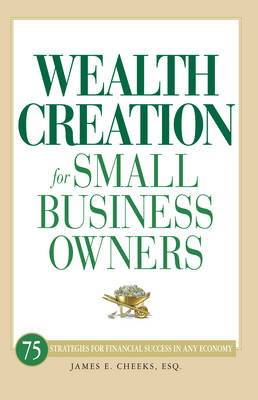 Wealth Creation for Small Business Owners: 75 Strategies for Financial Success in Any Economy (Paperback)