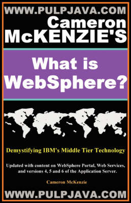 What is Websphere?: Java, J2EE, Portal and Beyond! (demystifying IBM's Middle Tier Technology) (Paperback)