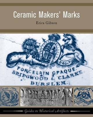 Ceramic Makers' Marks (Paperback)