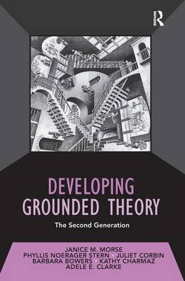Developing Grounded Theory: The Second Generation - Developing Qualitative Inquiry (Hardback)