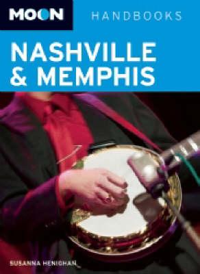 Moon Nashville and Memphis - Moon Handbooks (Paperback)