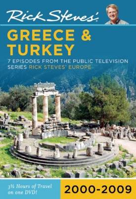 Rick Steves' Greece, Turkey, Israel and Egypt 2000-2009 (DVD)