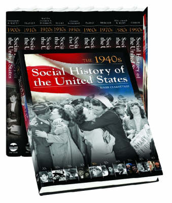 Social History of the United States [10 volumes] (Hardback)