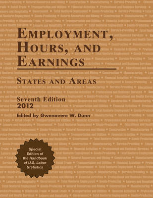 Employment, Hours, and Earnings 2012: States and Areas (Paperback)