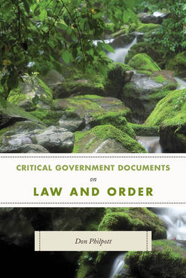 Critical Government Documents on the Environment - Critical Documents Series (Hardback)