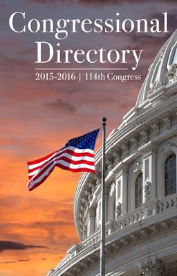 Congressional Directory 2015-2016 - 114th Congress (Hardback)